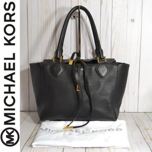 1e0d57a1bf4c Michael Kors. Michael Kors Collection Medium Miranda Tote Bag